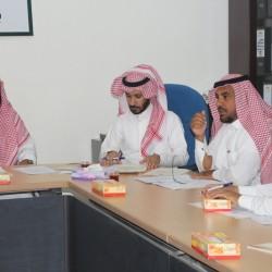 مجلس جمعية البر الخيرية بالاجفر يعقد اجتماعه الشهري رقم (103)