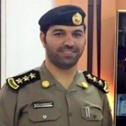 النقيب حمود بن صايل القبلان مديراً لمرور بقعاء