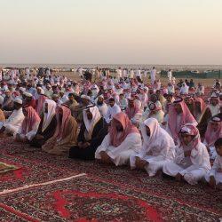 رئيس مركز الأجفر الشيخ حلو بن نهير يهنئ القيادة بعيد الأضحى المبارك
