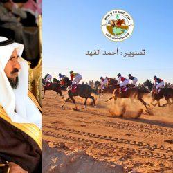 بالصور … تغطية المصور أحمد الفهد لحفل افتتاح ميدان الشيخ نداء بن نهير بمدينة الاجفر