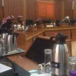 بالصور مجلس بلدي الأجفر يعقد جلسته الـ ٢٨