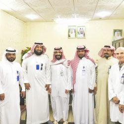 بالصور زيارة مدير مستشفى بقعاء لمركز صحي الناصرية