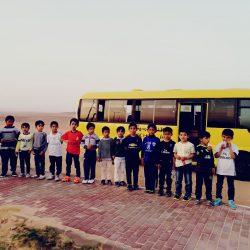 بالصور رحلة ترفيهية لطلاب الأستاذ نايف الناهي  بمنتزه الدلال بالأجفر
