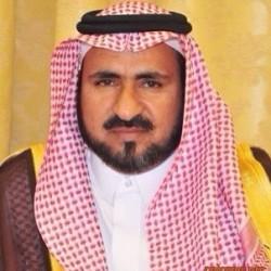 رئيس مركز الأجفر الشيخ حلو بن نهير يهئني القيادة الحاكمة بعيد الفطر المبارك