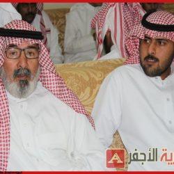 """خلف السند يدعوكم لحضور زواج ابنه """" محمد """" بقصر الوفاء بالأجفر مساء الخميس القادم ١٤٣٩/١٠/١٤هـ"""