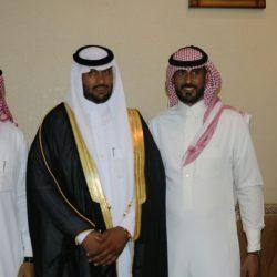 بالصور أبناء مطلق الشلاش يحتفلون بزواج اخيهم ( محمد )  بصالة الوفاء بالأجفر