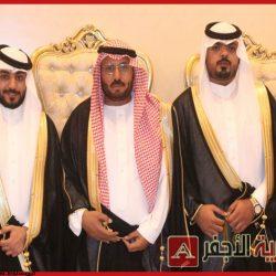 بالصور حمد بن نهير يحتفل بزواج ابنائه (سامي & محمد ) بقصر النخيل بحائل
