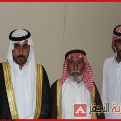 بالصور محمد العقلاء يحتفل بزواج ابنه ( عبدالله ) بقصر الوفاء بالأجفر