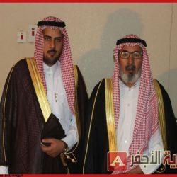 بالصور خلف السند يحتفل بزواج ابنه ( محمد ) بصالة الوفاء بالأجفر