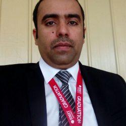 الدكتور حماد الخميس الى رتبة استاذ مشارك بجامعة حائل