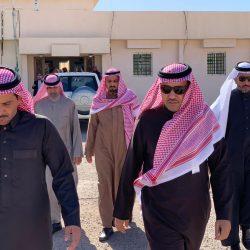 مدير عام فرع وزارة العمل والتنمية الاجتماعية بمنطقة حائل يتفقد عدد من الفروع بالمحافظات.