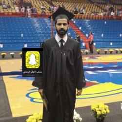 درجةالبكالوريوس للمهندس سليمان الحماد من جامعة-كانسس في الولايات المتحدة الامريكية