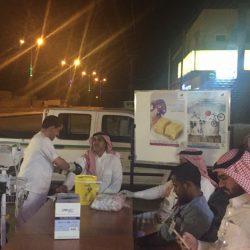 بالصور صحي الأجفر يقيم حملة  الكشف المبكر لداء السكري وارتفاع ضغط الدم وعيادة التدخين بجوار معرض جدة
