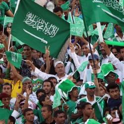 السعودية بثلاثية بشباك الامارات تتصدر مجموعتها