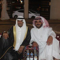 بالصور ابناء مطر العويد يحتفلون بزواج اخيهم سعيد بمنتجع الأجفر