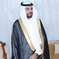 بالصور نافل الهليل يحتفل بزواج ابنه عبداللطيف بقصر الوفاء بالأجفر