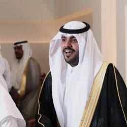 بالصور حمود النحيطر يحتفل بزواج ابنه ناصر بقصر إشبيليا بحائل