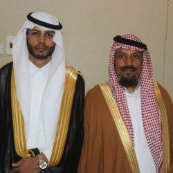 بالصور عوض النواف يحتفل بزواج ابنه فيصل بقصر الوفاء بالأجفر