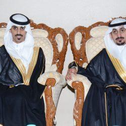 بالصور أبناء محمد السعد (رحمه الله)يحتفلون بزواج أخوانهم ( فايز  ، خالد ) بقصر الوفاء للاحتفالات بالأجفر