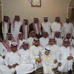 بالصور ماجد الخليفة يحتفل بزواج ابنه ( خليفة ) بقصر الوفاء للاحتفالات بالأجفر