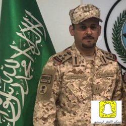 رئيس مركز الأجفر يهنئ خادم الحرمين الشريفين بالذكرى الخامسة