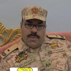 عيد العذال الى رتبة رئيس رقباء بقطاع الأفواج الأمنية بالحرس الوطني