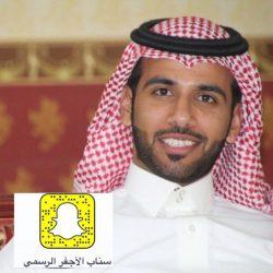 رئيس مركز الأجفر وشيخ الويبار يهئنون القيادة باليوم الوطني الـ ٩٠