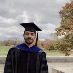 محمد حبيب المشعل يحصل على الدكتوراه من جامعة ( فرجينيا تيك ) بـ امريكا