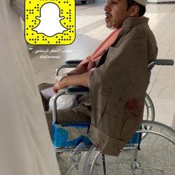نجاة عبدالرحمن خالد الدغيم من حادث بحائل صباح اليوم
