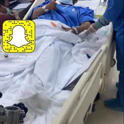 عبدالرحمن خالد المفلح يرقد على السرير الابيض بمستشفى الملك فهد التخصصي بالدمام فدعواتكم له بالشفاء العاجل