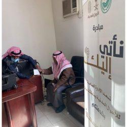 بالصور الأحوال المدنية تقدم خدماتها بمدينة الأجفر