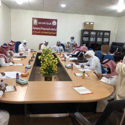 بالصور الجمعية الخيرية لتحفيظ القرآن الكريم بالأجفر تعقد الاجتماع الأول