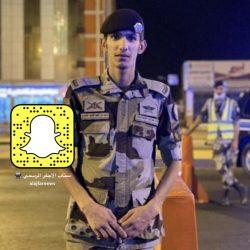 وليد محمد القاسم الى رتبة عريف بقوات الطواري