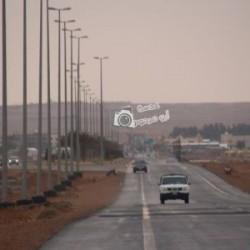 بالصور  امطار على مدينة الأجفر يوم الاربعاء 20 / 02 / 1437هـ